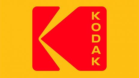 Kodak colour header