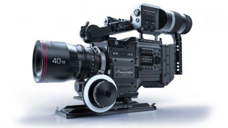 Panavision camera