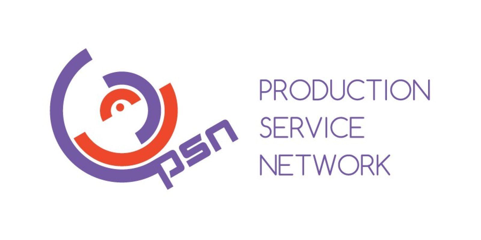 Production Service Network Logo