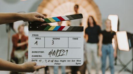MI21 Clapper Board