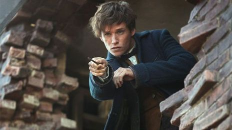 Fantastic Beasts Promotional Still