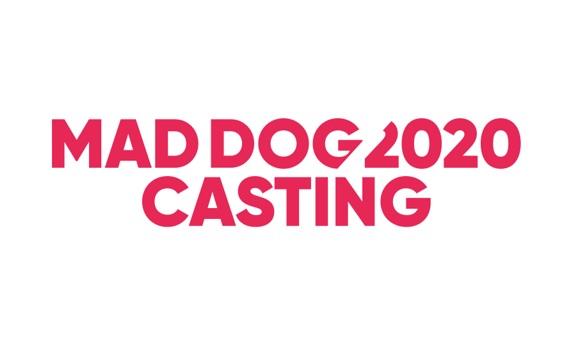 Mad Dog 2020 Casting Logo